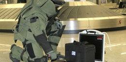 Bomba pod wrocławskim komisariatem? Podejrzany ładunek w reklamówce