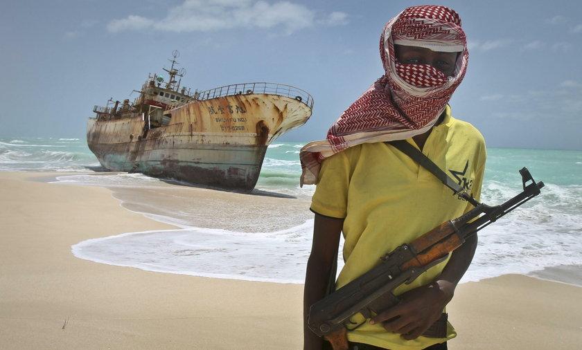 Piraci porwali marynarzy!