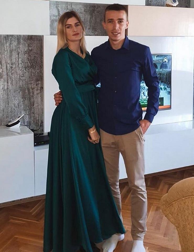 Amela Terzić i Jasmin Ljajić