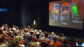 RIM prezentuje trzy nowe urządzenia. Relacja prosto z Londynu
