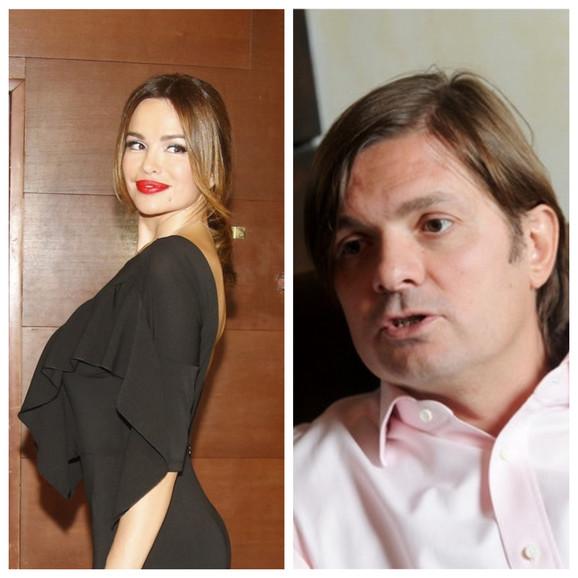 Severina i Milan Popović