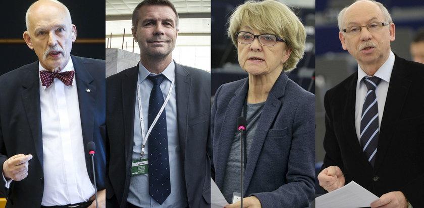 Polscy milionerzy w europarlamencie. Obrazy, biżuteria i ...fala uderzeniowa