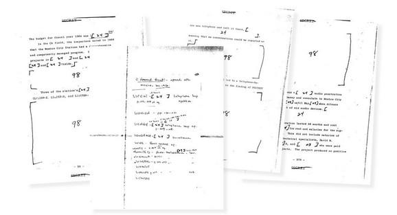 Većina objavljenih dokumenata ne zadovoljava javnost, jer su najbitniji detalji i dalje pod oznakom