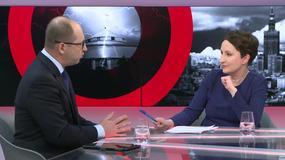 Adam Bielan: Jarosław Kaczyński nie jest tak mściwy jak Donald Tusk