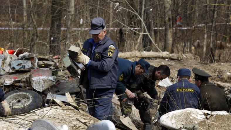 Próbki, przesłane przez Rosjan, są w fatalnym stanie