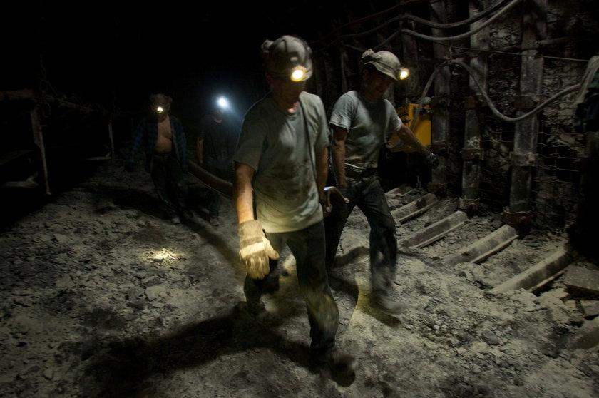 Czarne skrzynki w kopalni
