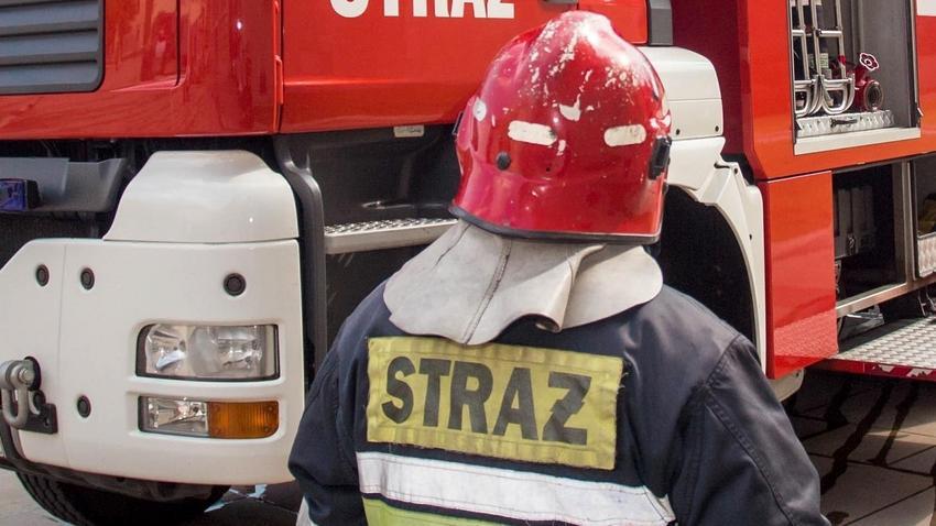Polske brannmenn satt opp for å hjelpe Sverige