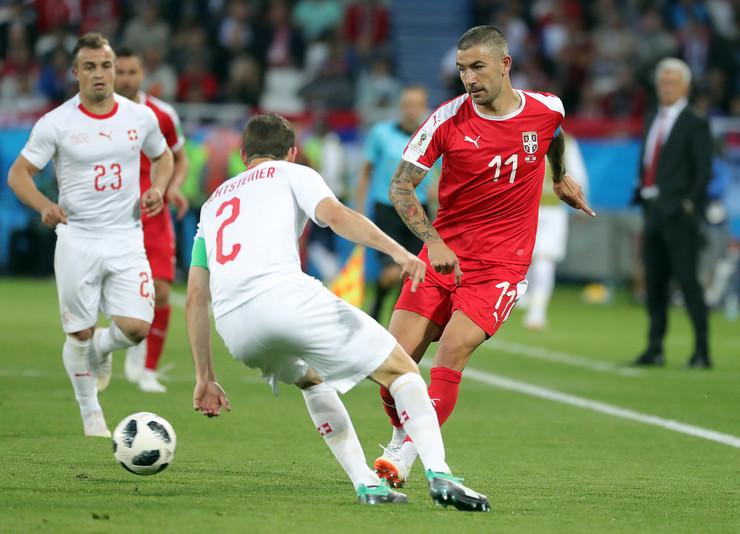 Fudbalska reprezentacija Srbije, Fudbalska reprezentacija Švajcarske