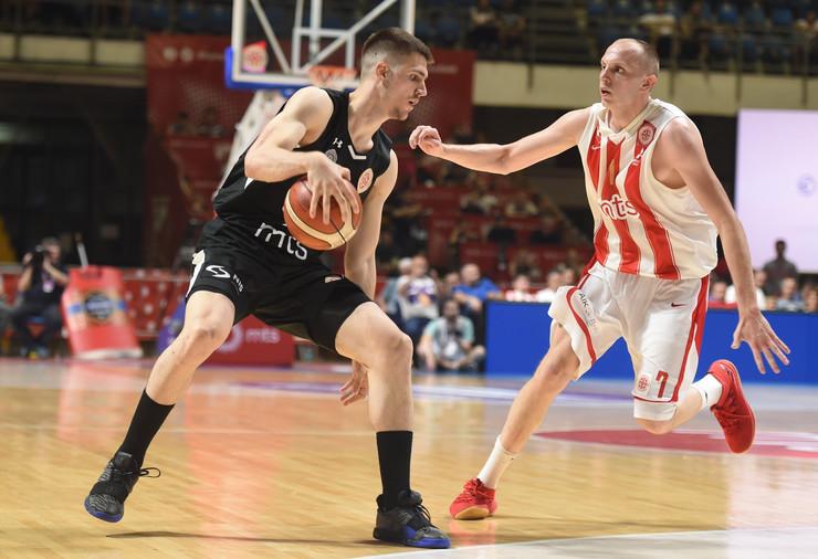 KK Crvena zvezda, KK Partizan
