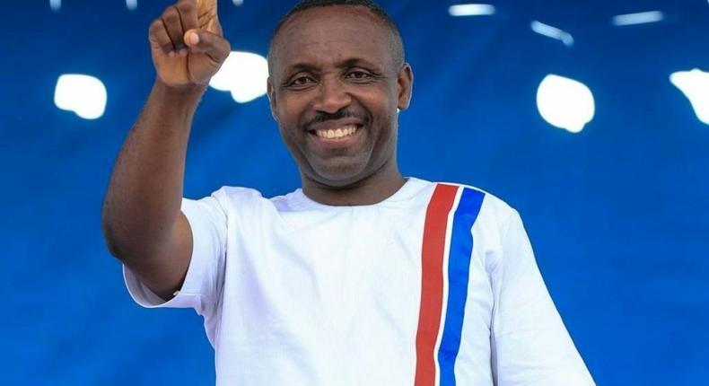 General Secretary of the New Patriotic Party (NPP), John Boadu