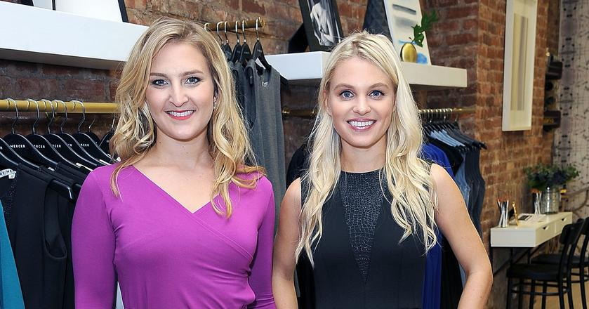 Założycielki firmy Of Mercer - Dorie Smith i Emelyn Northway