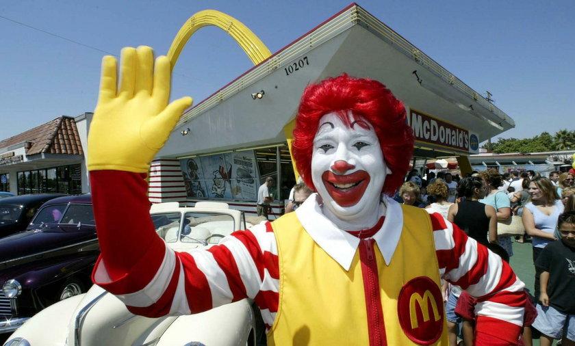 Tu nie ma McDonalda