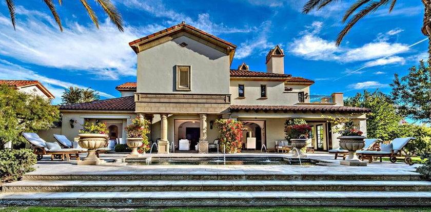 Sylvester Stallone sprzedaje swoją willę. Co za luksusy i przepych!