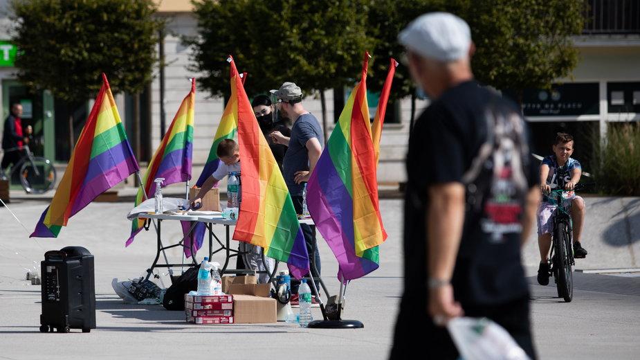 """Uchylono uchwałę o """"strefie wolnej od LGBT"""" w jednej z gmin // zdj. ilustracyjne"""