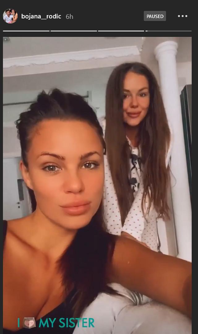 Nataša i Bojana Rodić