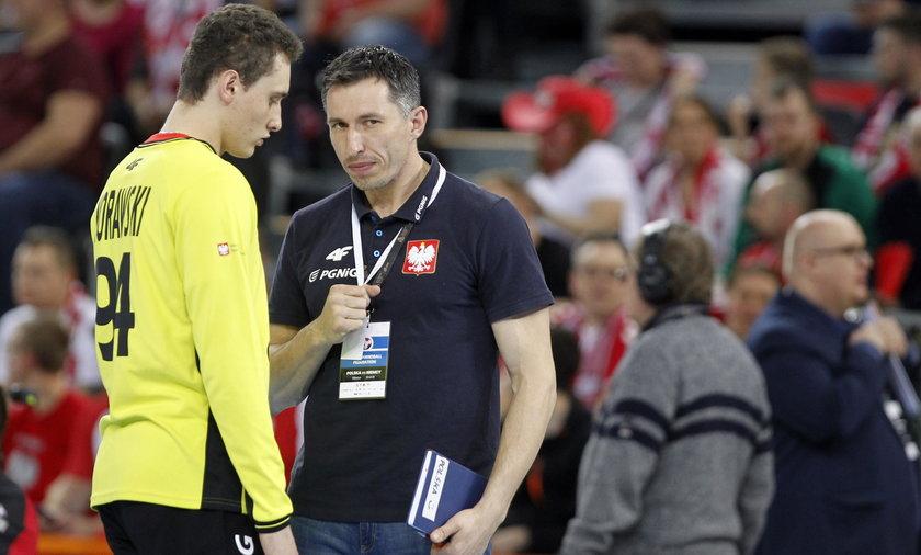 Slawomir Szmal, Adam Morawski