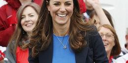 Księżna Kate ćwiczy w sukience