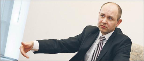 Jacek Sadowy, prezes Urzędu Zamówień Publicznych Fot. Wojciech Górski