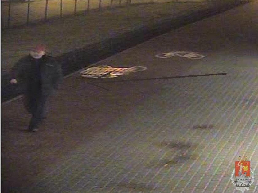 Ten mężczyzna napadł na 11-latkę. Poznajesz go?