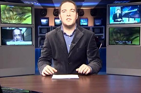 Televizija zasad ima samo dva prezentera
