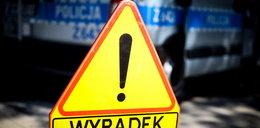 Śmiertelne zderzenie motocyklisty z sarną