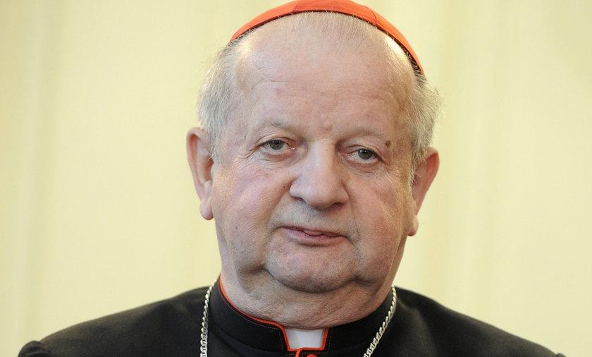 Kardynal Stanislaw Dziwisz