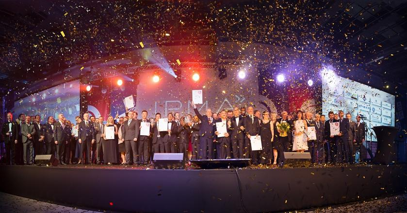 Polish Project Excellence Award - gala finałowa