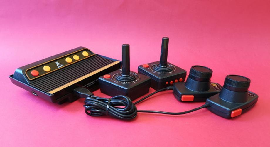 Atari Flashback 8 Gold Deluxe: Retrokonsole im Test