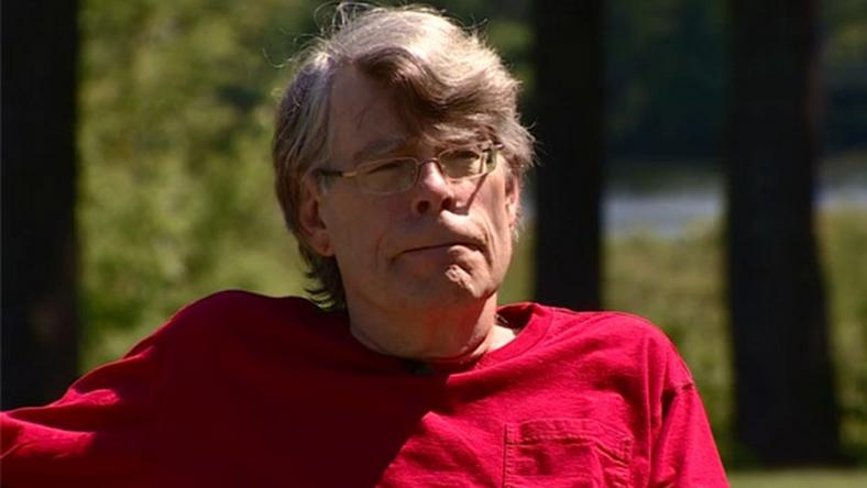 Stephen King (fot. BBC)