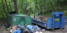 Gdynia ma śmieci przy plaży