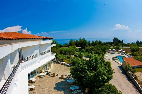 Hotel Pashos
