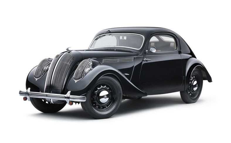 Skoda Popular Monte Carlo - 1936 r.