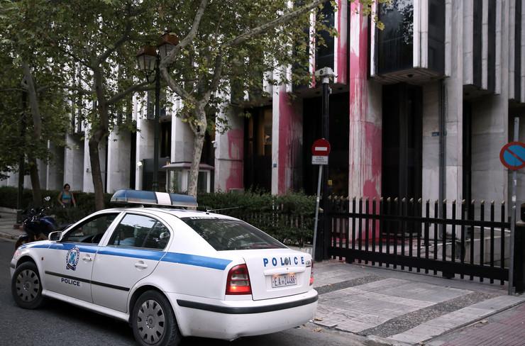 Grčka policija, EPA - SIMELA PANTZARTZI