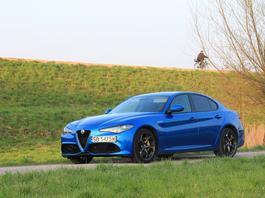 Alfa Romeo Giulia Veloce Q4 2.0 - dotykaj mnie delikatnie | TEST