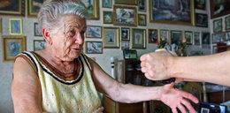 Tak babcia Genowefa chwytami załatwiła bandziora!