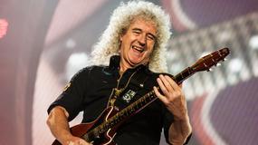 Brian May: nie chciałbym, żeby ktoś pomyślał, że gwiazdorzę