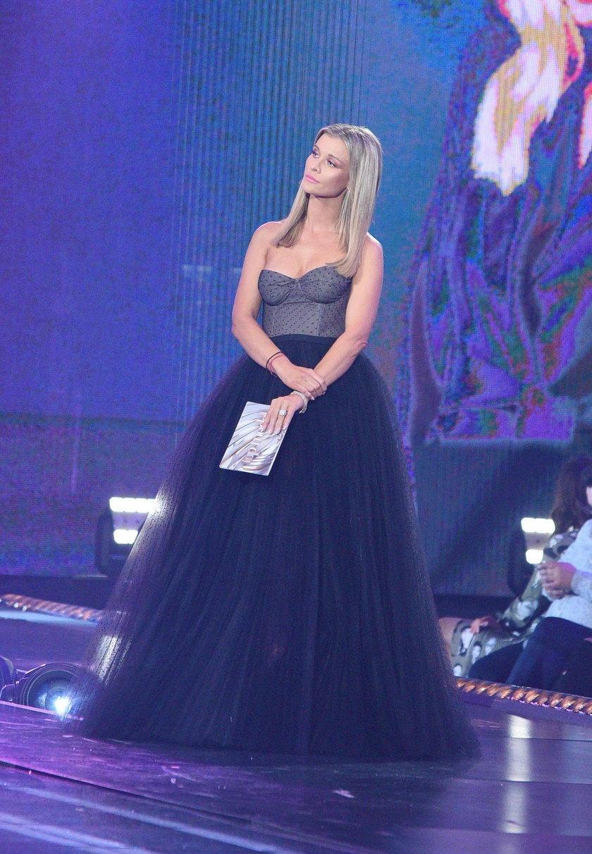 """Joanna Krupa w roli prowadzącej 7. edycji """"Top Model"""""""