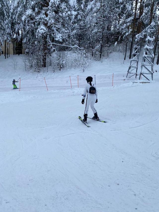 Aleksandra Prijović skija