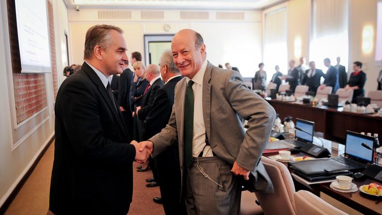 Rostowski i Pawlak rozmawiali o zmianach w rozliczaniu VAT