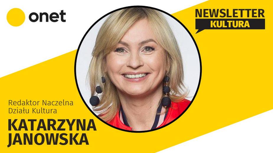 Newsletter Katarzyny Janowskiej