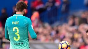 Pique krytykuje hiszpańskich arbitrów