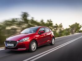 Mazda 2 po liftingu – poprawiony wygląd i lepsze wyposażenie