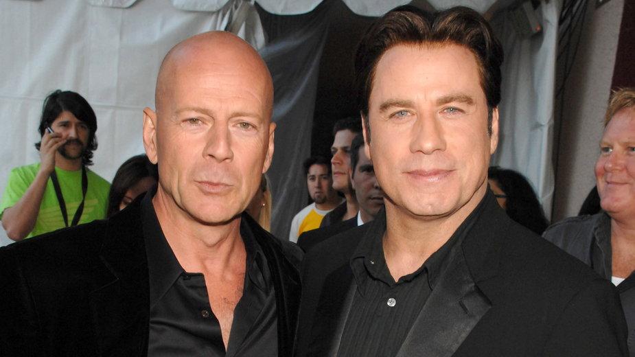 Bruce Willis i John Travolta
