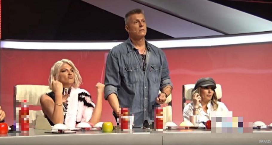 Jelena Karleuša, Đorđe David i Viki Miljković