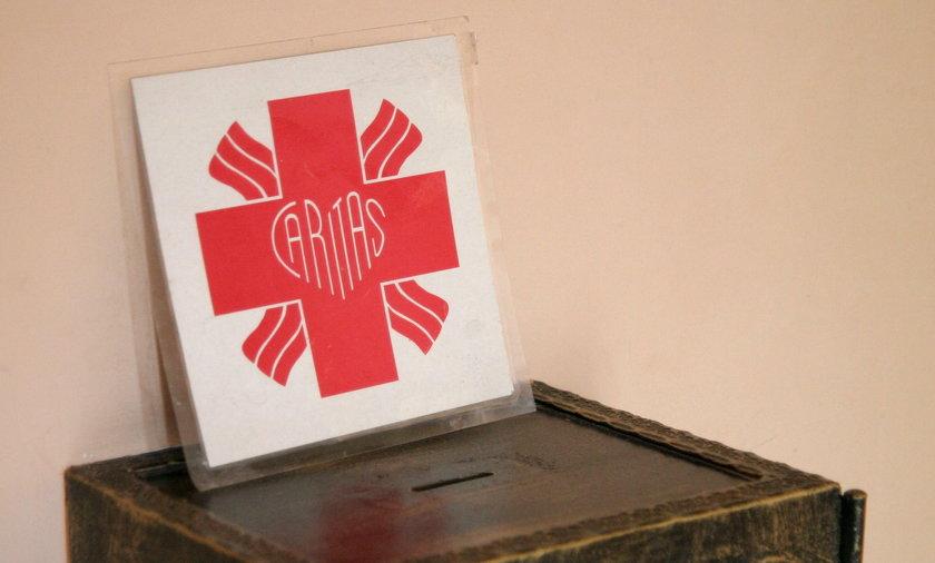 Skrabonka Caritas