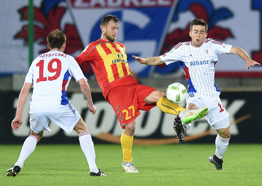 36. kolejka Ekstraklasy