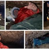 NEVEROVATNA PODZEMNA AVANTURA Novak Đoković puzi u blatu i vodi do guše, kažu da čovek ovde nije kročio 5.000 godina! /VIDEO/