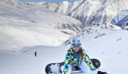 """Tylko u nas: zimowy urlop finalistki """"Mam talent"""""""