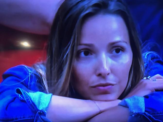 Evo šta JELENA radi na tribinama dok se Novak sa Nadalom BORI za FINALE! Pogledajte samo TAJ IZRAZ LICA!