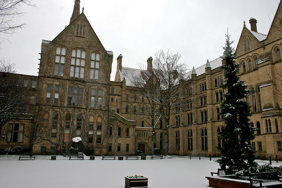 Univerzitet u Mančesteru